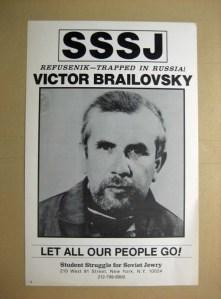 Brailovsky, Sharansky, Kuznetsov... Foram centenas de refuseniks.
