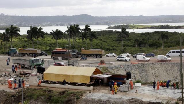 Nosso porto em Mariel. Foto: Ismael Francisco/ Cubadebate