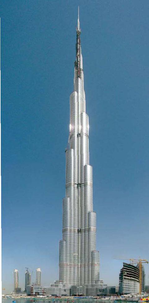 O mais alto do mundo