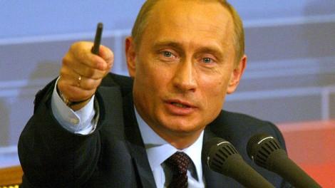 Putin (foto: Time of Israel)