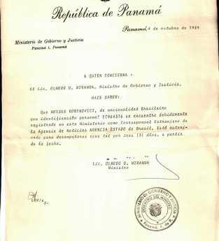 Panamá, na invasão americana que derrubou Noriega.
