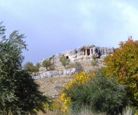 Muitas casas foram abandonadas. (Celkadri. Licensed under Public Domain via Wikipedia -
