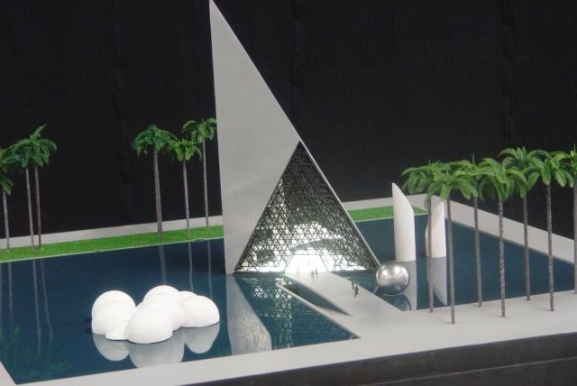 O Museu da Corrupção. Ele é virtual, mas foi projetado por um arquiteto.