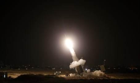 Destino: Ashkelon. Mas ficou dentro de Gaza