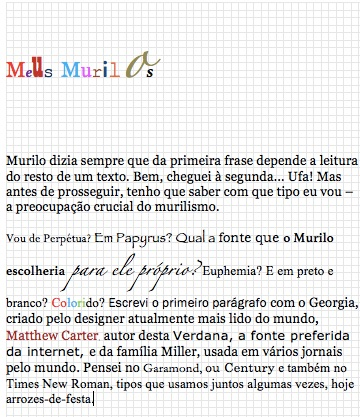 Meus Murilos (2/6)
