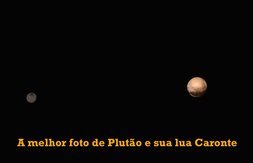 Mais 3 dias, Plutão. (1/6)