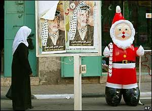 Belém, véspera de Natal.