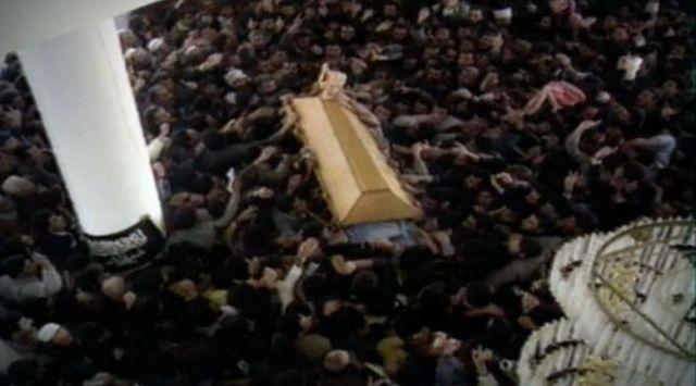 100 mil foram ao enterro